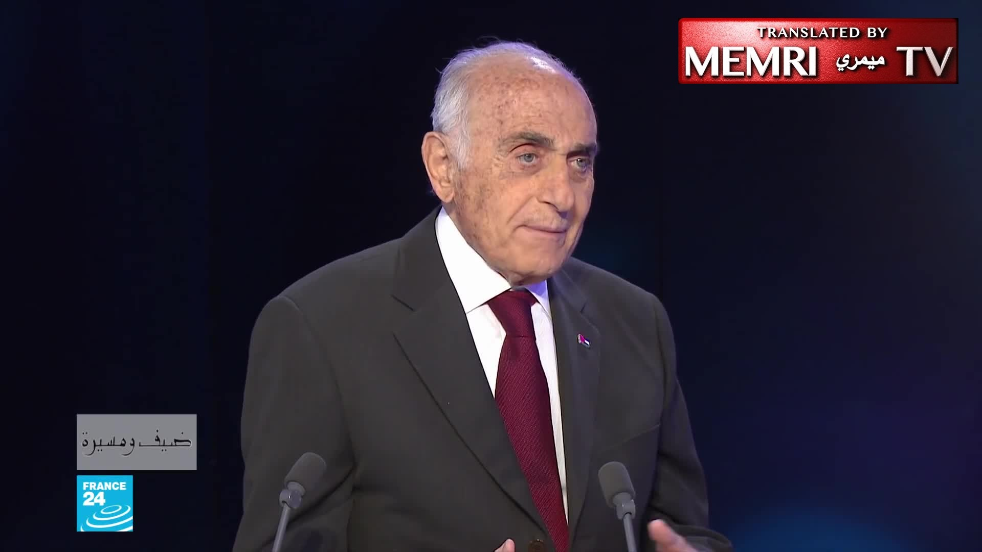 Palestinian Tycoon Munib Al-Masri: Israel Has 300-Year-Old Plan to Expand From Nile to Euphrates; Deal of the Century Cannot Pass As Long As Palestinians Live