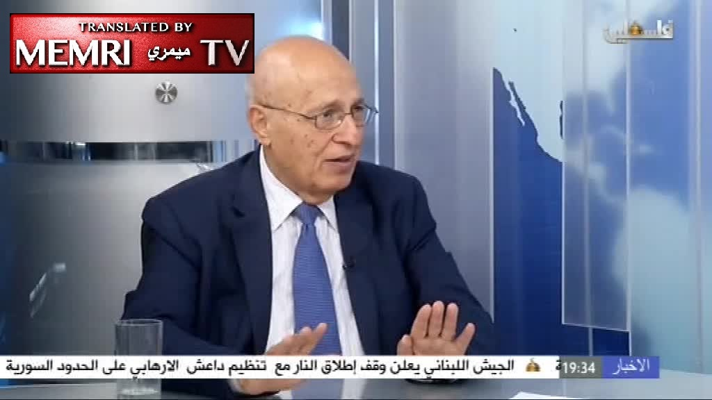 Former Chief Palestinian Negotiator Nabil Shaath: We Will Not Stop Payment to Prisoners and Their Families