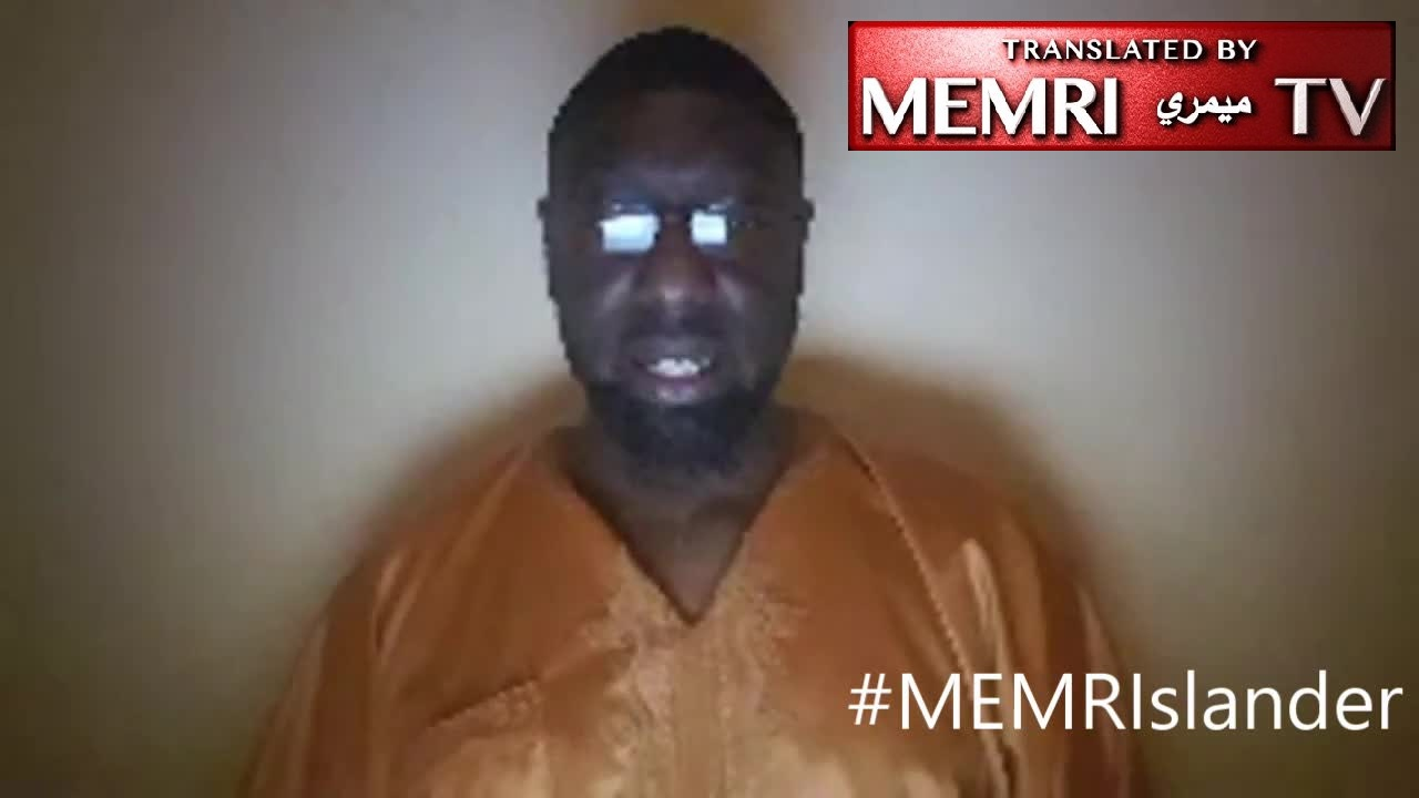 "Pittsburgh Imam Naeem Abdullah Responds to Media Backlash Following MEMRI Report: Clips Taken Out of Context to Stitch False Narrative; I'm Not Antisemitic; MEMRI Are a ""Bunch of Liars"" Intent on Slandering Muslims"