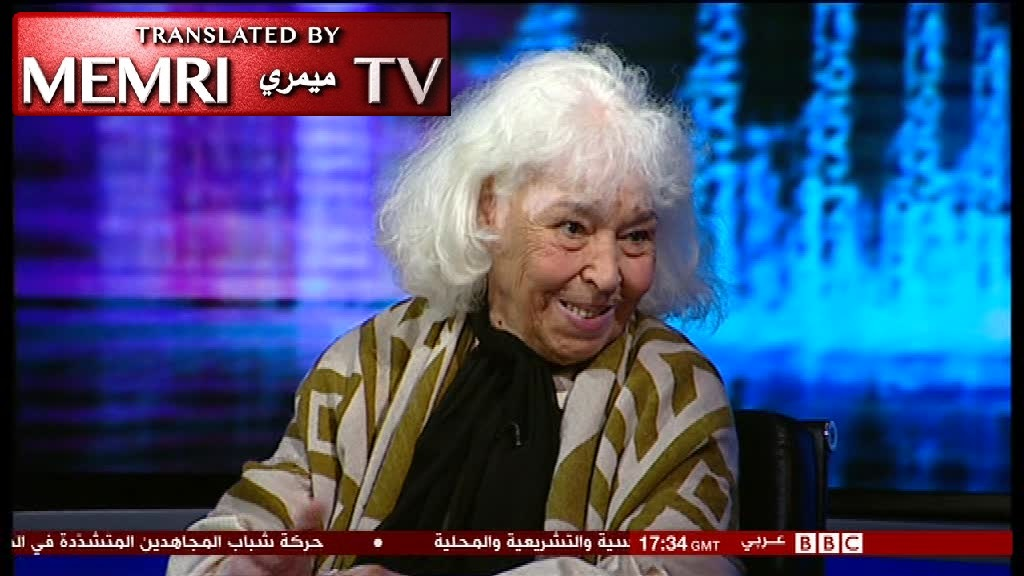"Egyptian Women's Rights Activist Dr. Nawal El Saadawi Calls for Cultural Revolution: Al-Azhar Is a ""Dangerous Reactionary Force"" Preventing Renewal of Religious Discourse"