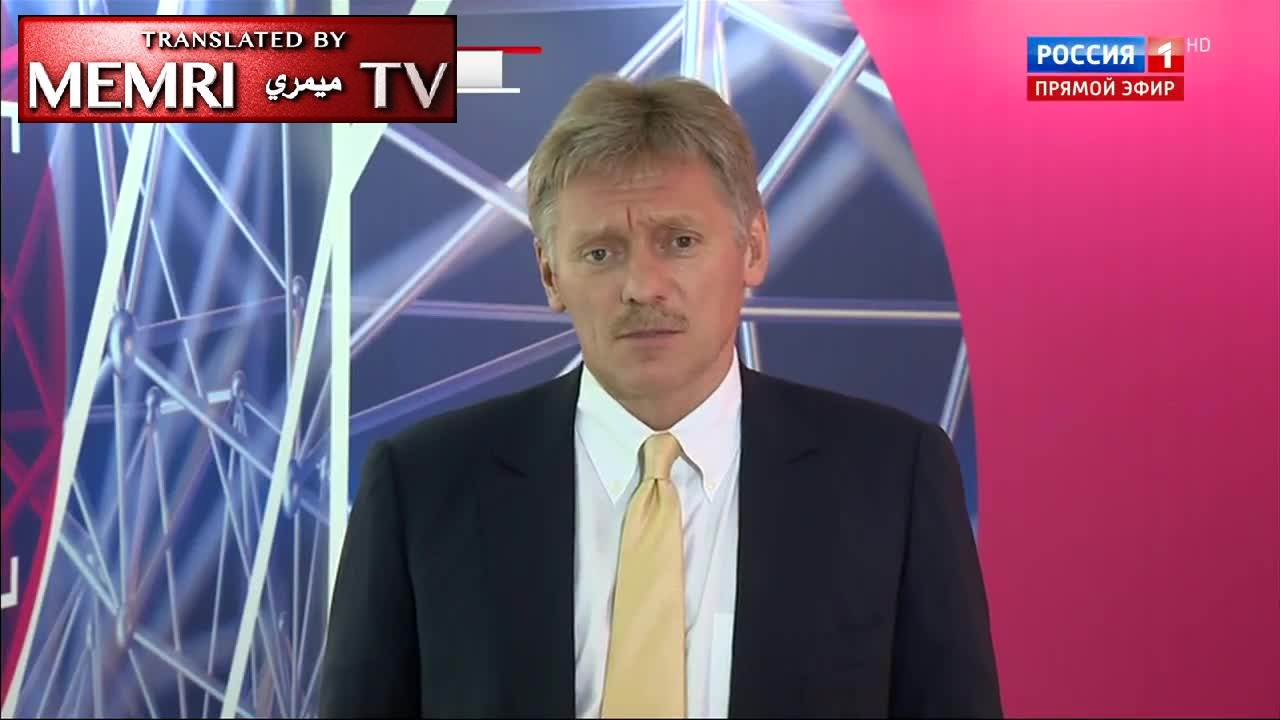 Putin's Spokesman: The NYT Are Fairy-Tale Tellers