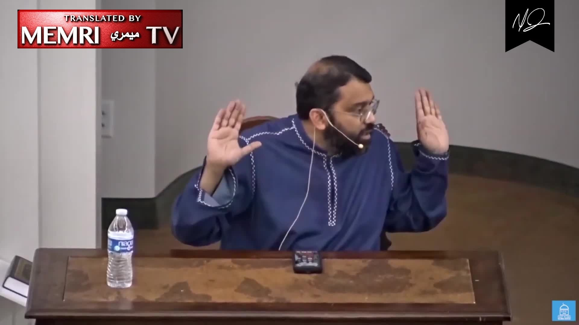 U.S. Cleric Sheikh Yasir Qadhi: Fiqh Council of North America Will Issue Fatwa That Bitcoin, Well-Known Cryptocurrencies Are Islamically Permissible