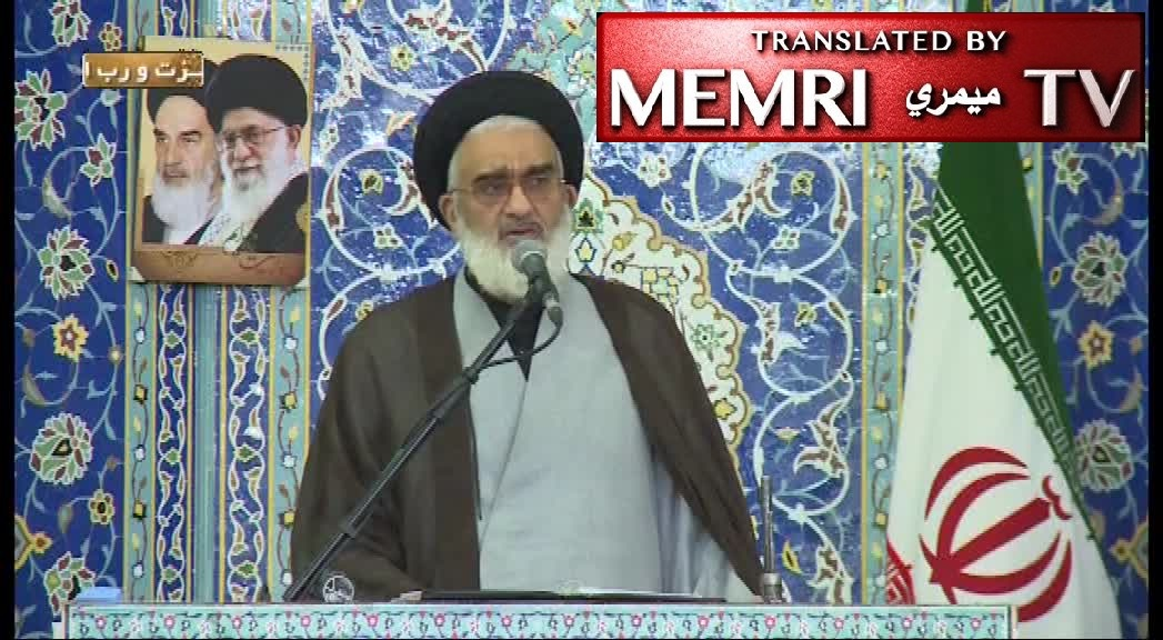 Iranian Ayatollah Mohammad Saidi in Qom Friday Sermon: The Zionists Are Muslims' Worst Enemy, Engaged in Evil, Strife, and Oppression Everywhere