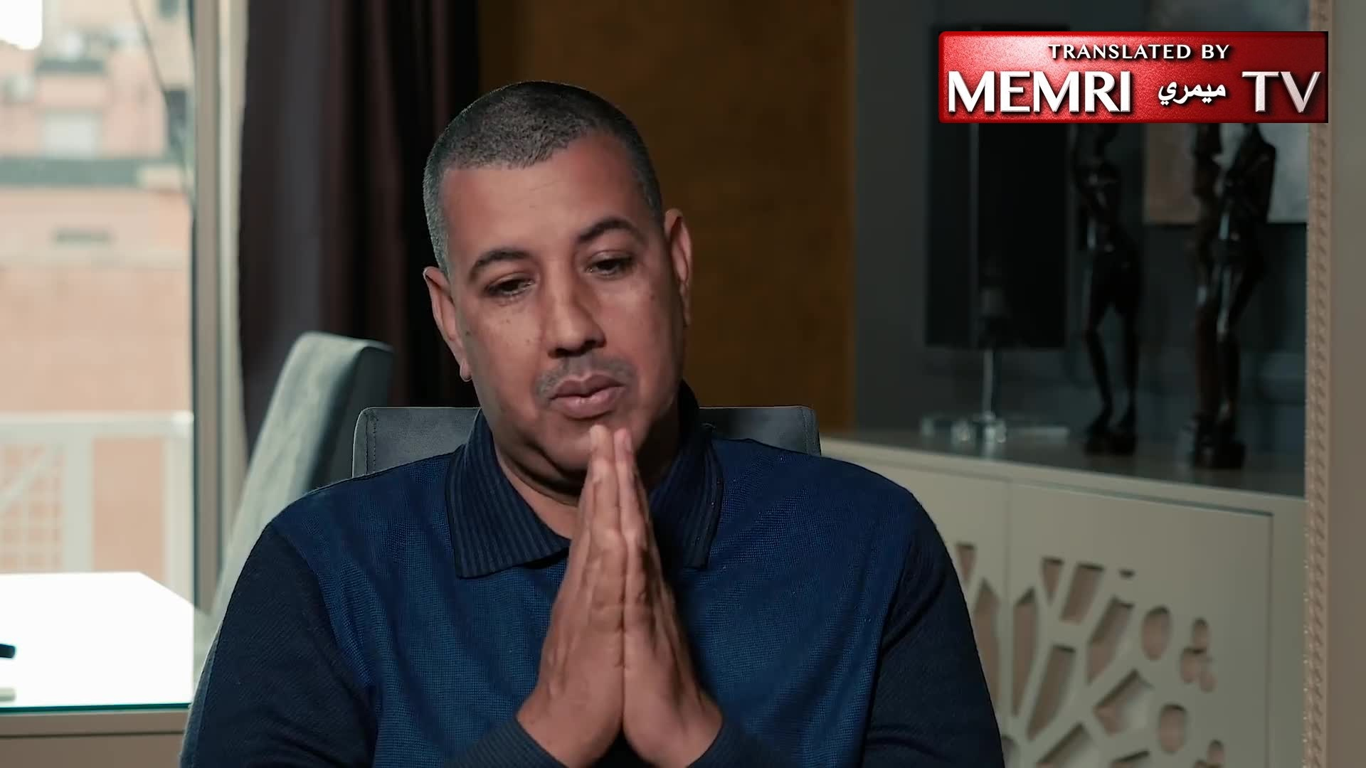 Moroccan Author Rachid Aylal: Scientists Are the New Prophets, Who Discover the Revelation of God in the Universe