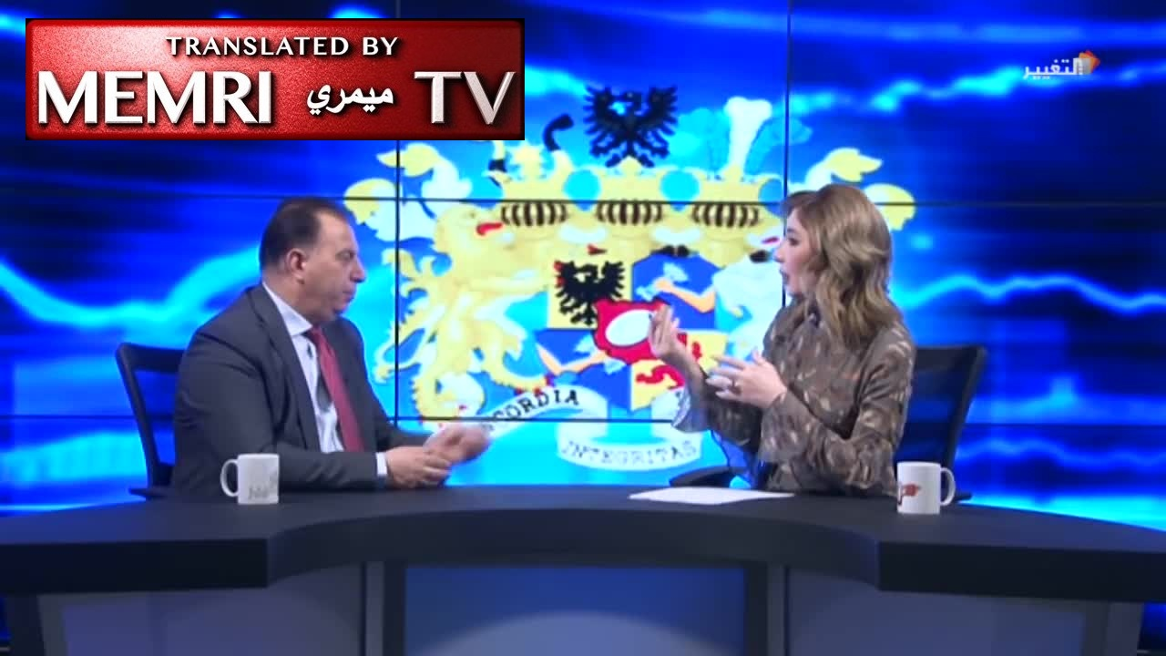 Jordanian TV Show: The Rothschilds Rule the World, Assassinated 6 U.S. Presidents; Jews Withhold Cure for Cancer and AIDS