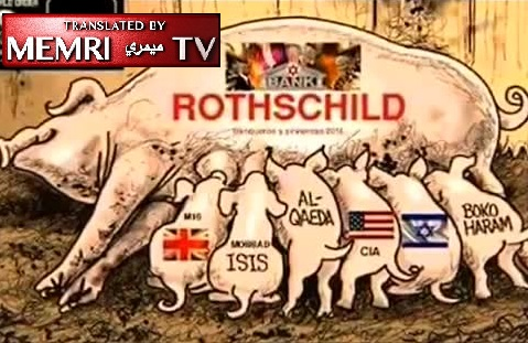Russian TV News Item On Rothschild Family Uses Nazi Footage
