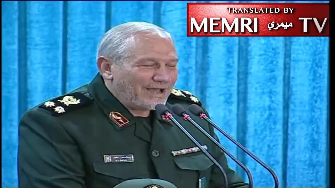 Khamenei's Special Military Advisor General Yahya Safavi: If We Are Attacked, We Will Respond from the Mediterranean Sea to the Indian Ocean