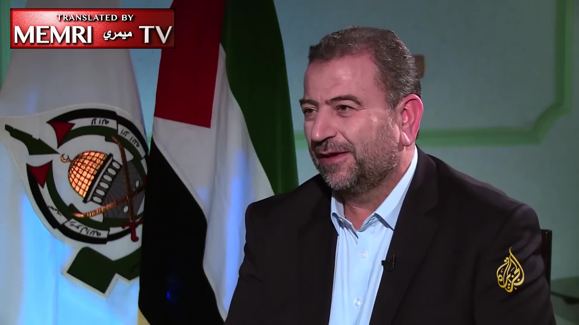 Top Hamas Official Saleh Al-Arouri Visits Iran, Hopes Iranian Aid to Hamas Will Intensify