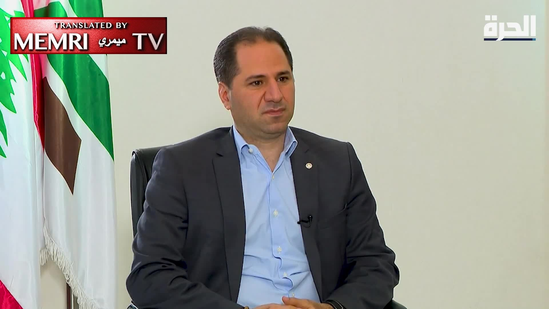 Lebanese Politician Samy Gemayel: Lebanon Cannot Cope With Such Multitudes of Syrian Refugees; Hizbullah Is Dragging Us into Conflicts We Have Nothing to Do With