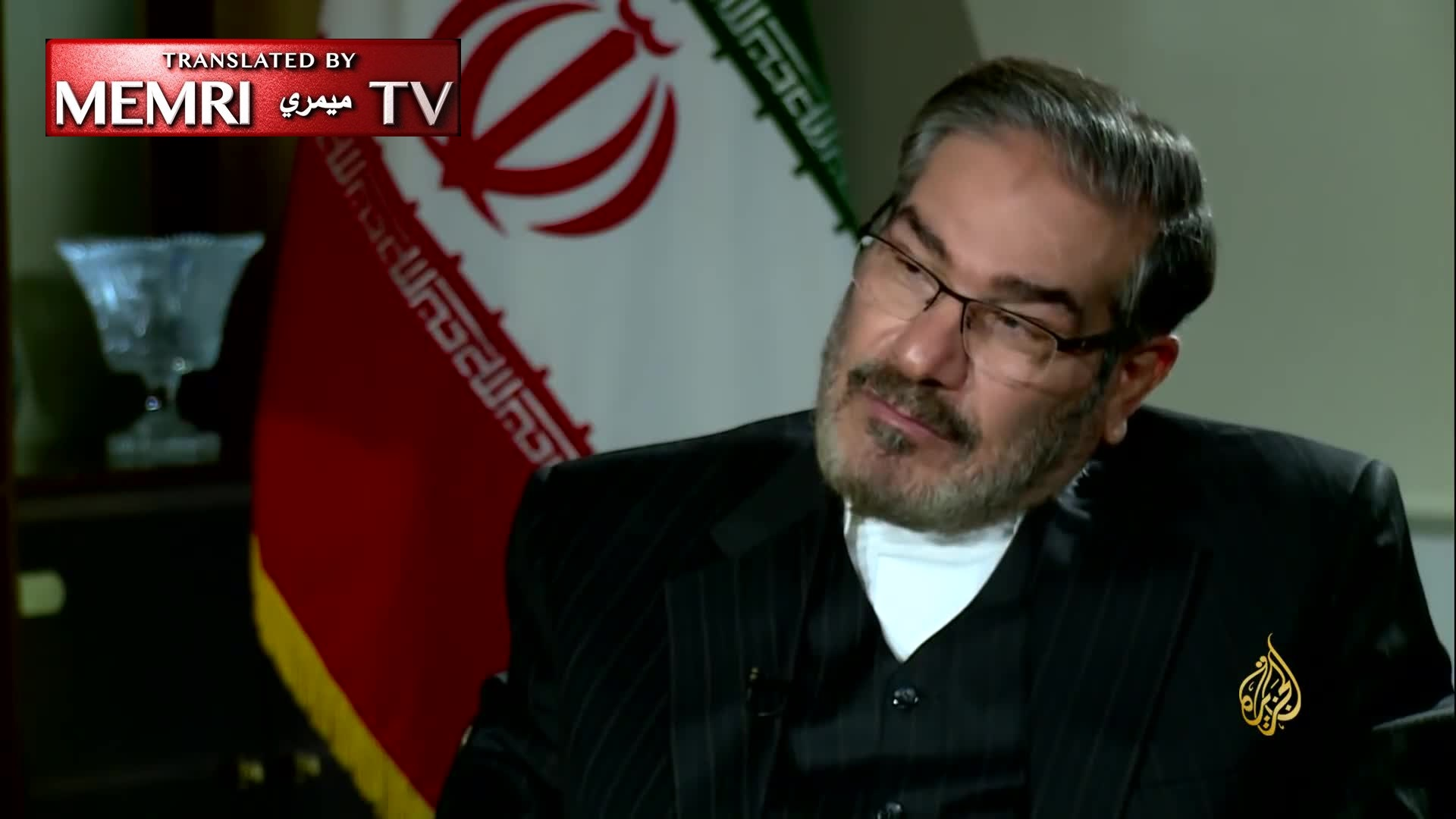 Senior Iranian Official Admiral Ali Shamkhani: We Have No Reason to Change Our Policy; The U.S. Navy Is Scared of the Iranian Presence in the Gulf