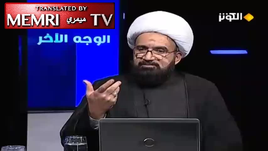 Iranian Sheikh Sadiq Akhvan: Massacre of Jewish Banu Qurayza Tribe Is a Holocaust-Like Fabrication by the Jews
