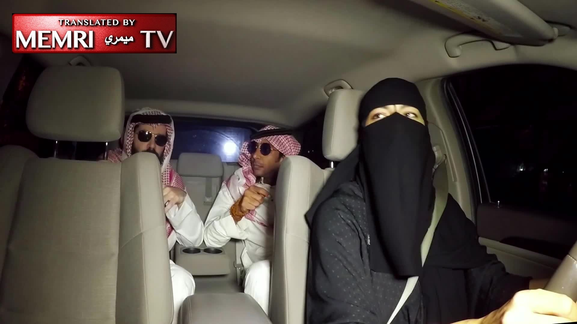 """Sister, You Will Drive"" - Saudi Band Releases ""Born To Be Wild"" Cover Celebrating Royal Decree Permitting Women to Drive"