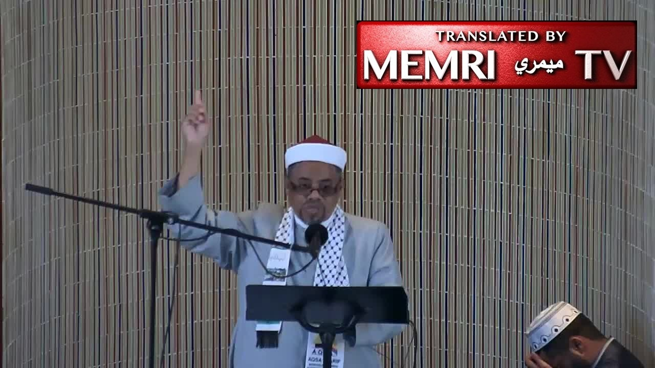 Cape Town Imam Abduragmaan Alexander: The Islamic Nation Does Not Have the Guts to Liberate the Al-Aqsa Mosque
