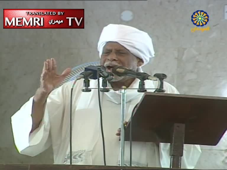 Friday Sermon in Sudan following Calls for Normalization of Ties with Israel: The Jews Are the Evil Head of the Serpent