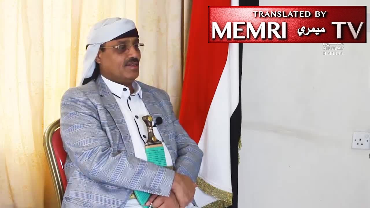 Houthi Official Sheikh Sultan Al-Samie: We Have a List of Over 300 Targets in Several Gulf Countries; We Will Target Electrical and Desalination Plants, Airports