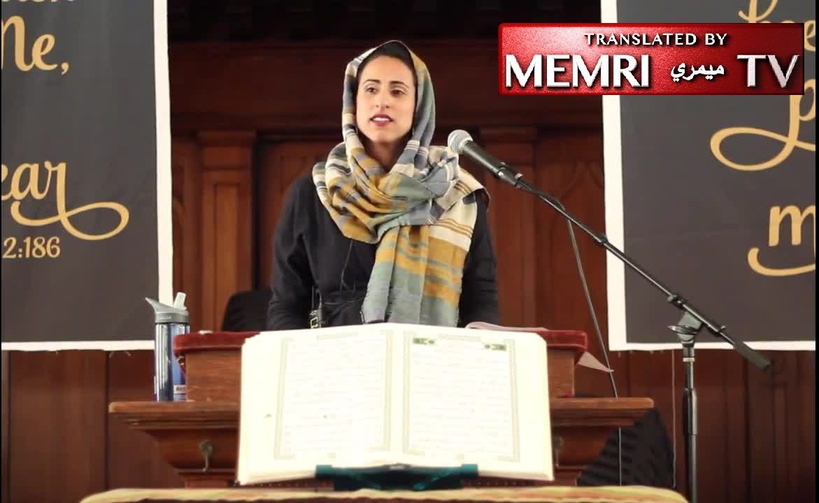 Women's Mosque of America Friday Sermon: Activist Sumaya Abubaker Shares Personal Story, Urges Survivors of Sexual Abuse in Muslim Community to Speak Out (Archival)