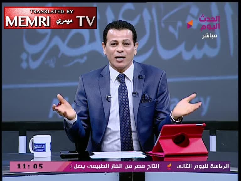 Follow-up Debate on Atheism in Egypt - Al-Azhar Scholar Ibrahim Amin: Saying There Is No God Might Cause Psychological Stress to Others