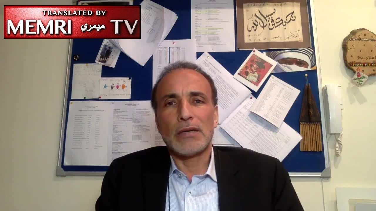 Islamic Scholar Tariq Ramadan: Female Circumcision Not in the Quran, but Part of Our Tradition; Discussion Should Be Internal, Not Cued by MEMRI