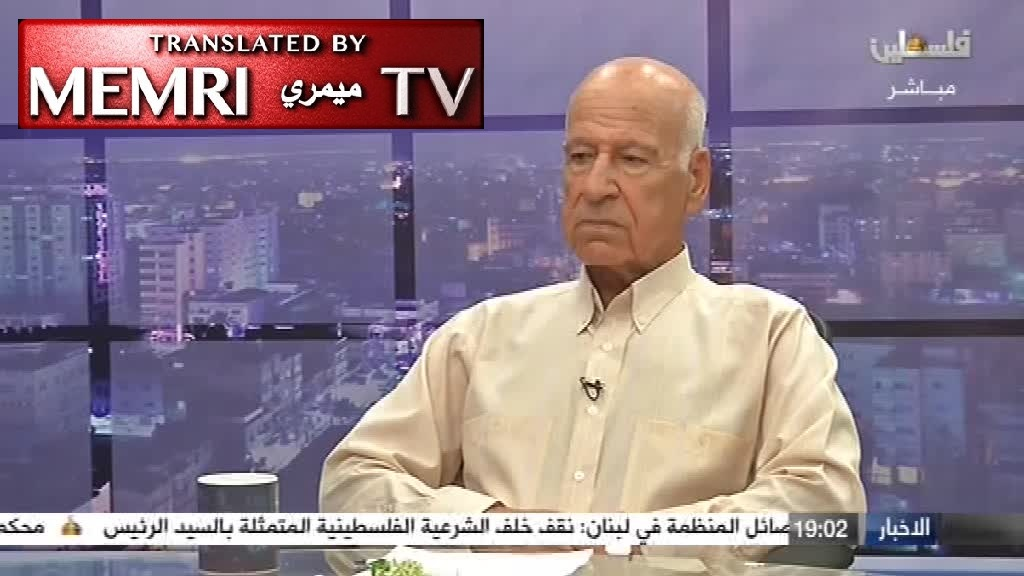 Palestinian Commentator Tawfiq Abu Shomar on PA TV: The Israelis Portray Their Fallen Soldiers as Civilians, Whereas We Portray Our Innocent Children as Fighters