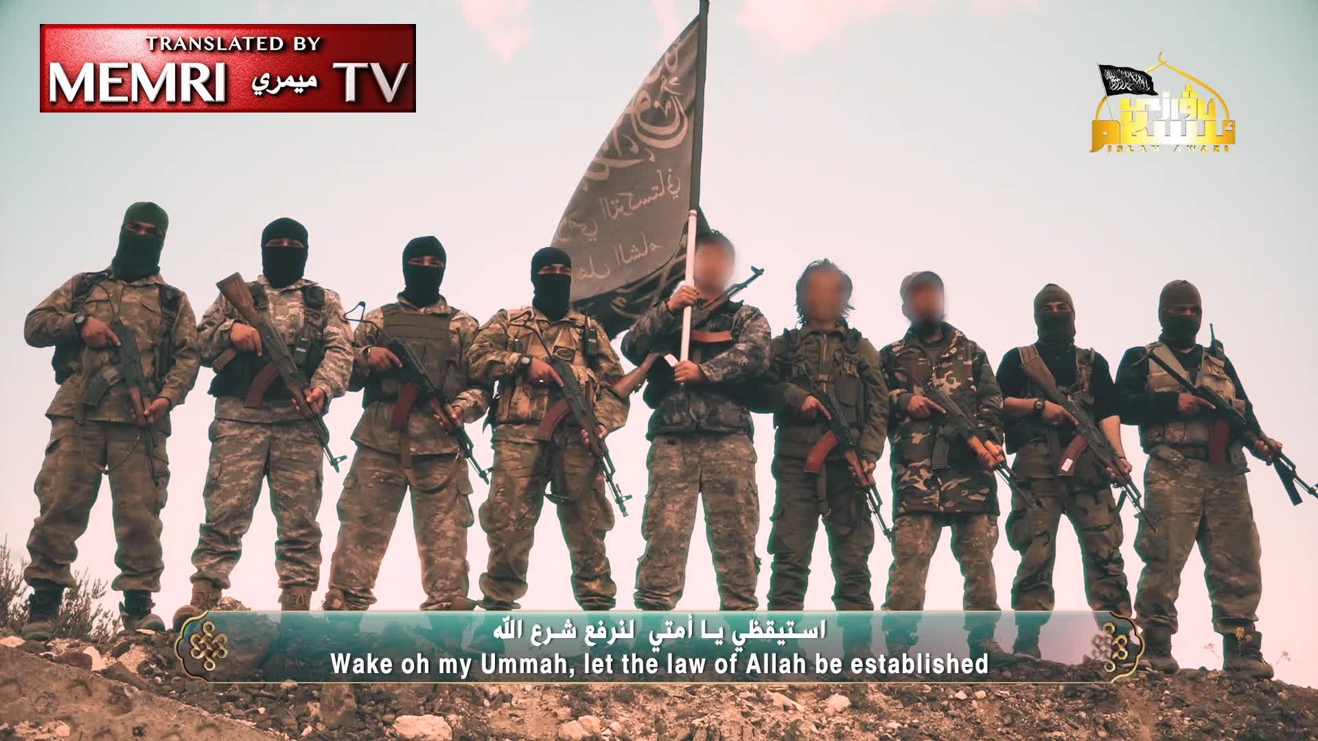 Turkistan Islamic Party Releases Music Video Calling Muslims to Jihad, Showing Uyghur Jihadis in Syria
