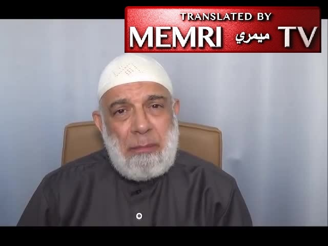 Egyptian Islamist Wagdi Ghoneim: The Real Holocaust was When Coalition Forces Captured Last ISIS Stronghold of Al-Baghuz