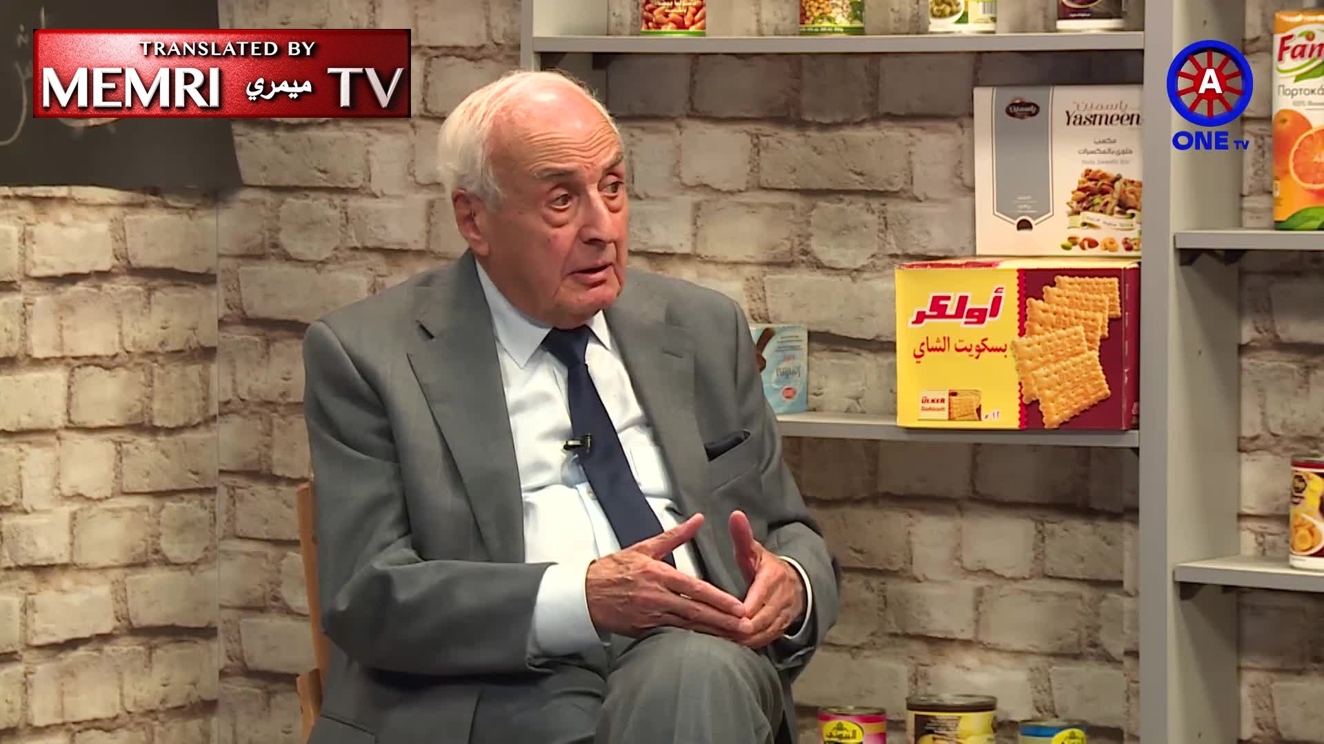 Former Jordanian Health Minister Dr. Zaid Hamzeh: We Arabs Supported Hitler during WWII Because He Hated the Jews