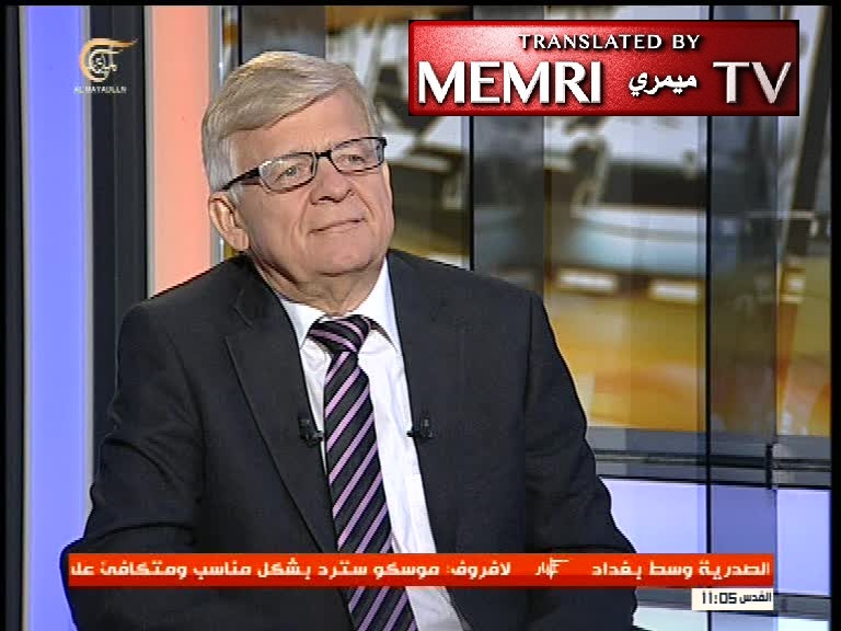 Russian Ambassador to Lebanon Alexander Zasypkin: The Americans Still Harbor the Idea of Toppling the Syrian Regime