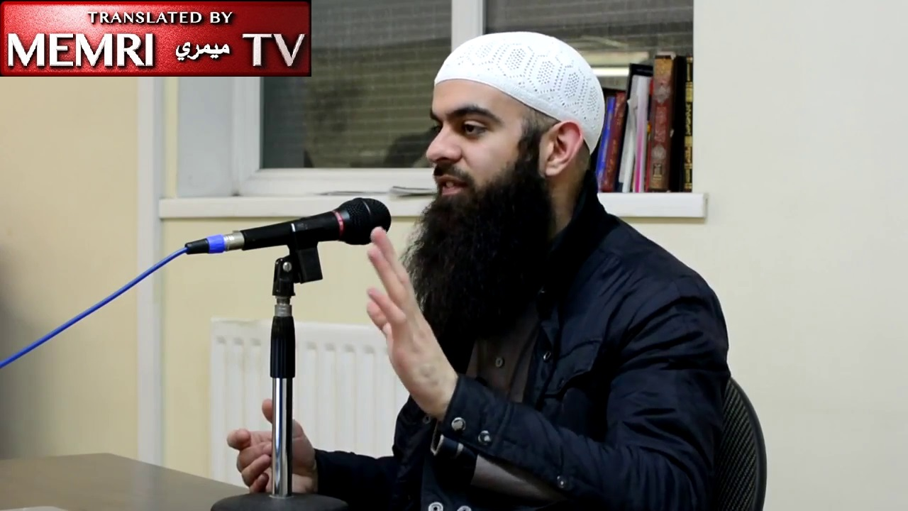"Birmingham-Based Islamic ""Exorcist"" Abu Ibraheem Husnayn: We Must Hate Christmas, Valentine's Day, Diwali, and Hannukah"