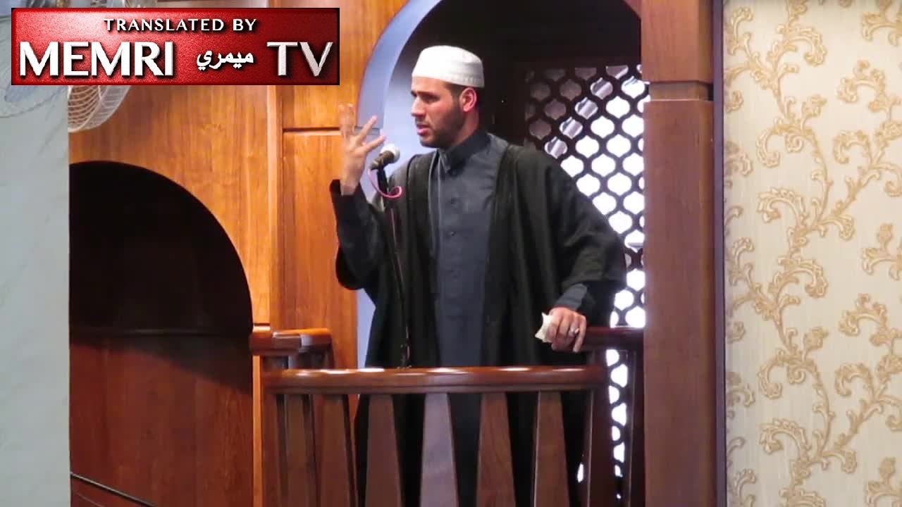 Jordanian Friday Sermon by Imam Ahmad Al-Rawashdeh: Allah Gathered the Jews in Palestine So That It Would Be Possible to Annihilate Them; Benjamin Franklin Called to Banish the Jews from America