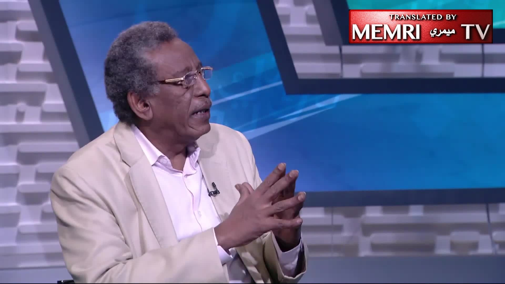 "Sudanese Writer Hajj Al Warraq: ""Cancerous Religious Zeal"" Is Killing Creativity and Freedom of Thought; This Will Lead to the Slitting of Throats"