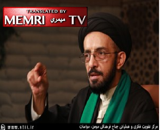 Iranian Cleric Seyyed Mohammad Anjavinejad Harshly Criticizes the Regime for Corruption and Theft: Our Country Is Beyond Repair