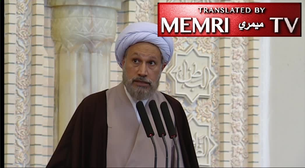 "Ayatollah Lotfollah Dezhkham, Khamenei's Representative in Fars Province: We Will Shout ""Death to America"" until We Turn the White House into a Shiite Islamic Center"