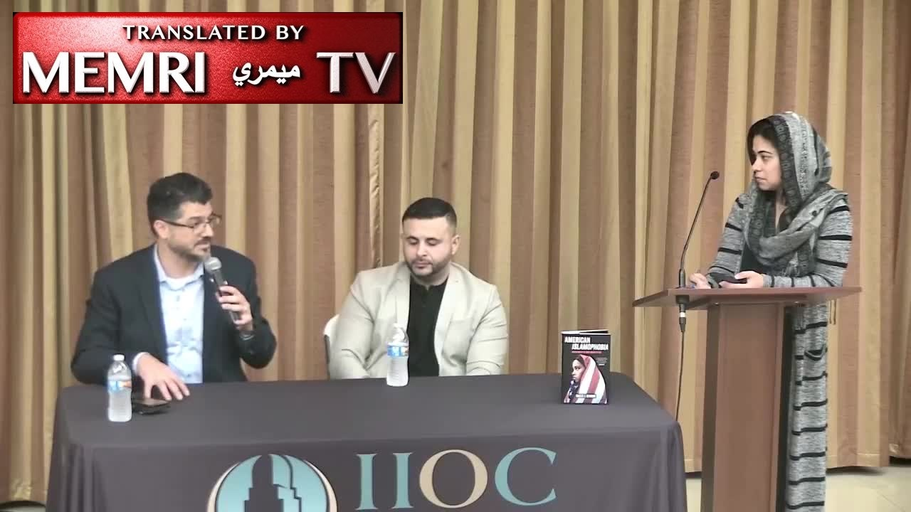 "CAIR-LA Executive Director Hussam Ayloush at Orange County Event: The Governmental ""Countering Violent Extremism"" Program Exclusively Targets American Muslims; It Should Target Jewish Kids Who Join the Israeli Army"