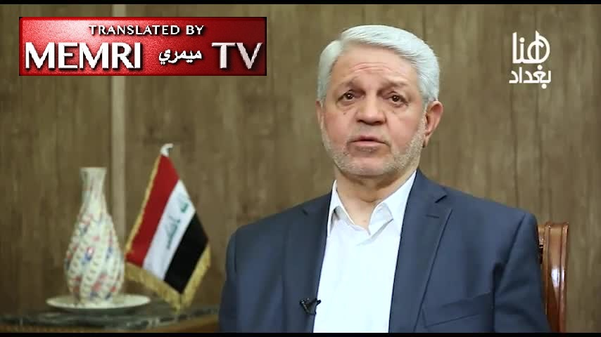 Fmr. Iraqi Minister Baqir Jabr Al-Zubeidi: If Anyone Flies Israeli Flag in Iraq, We Will Chop Off His Hand, Head