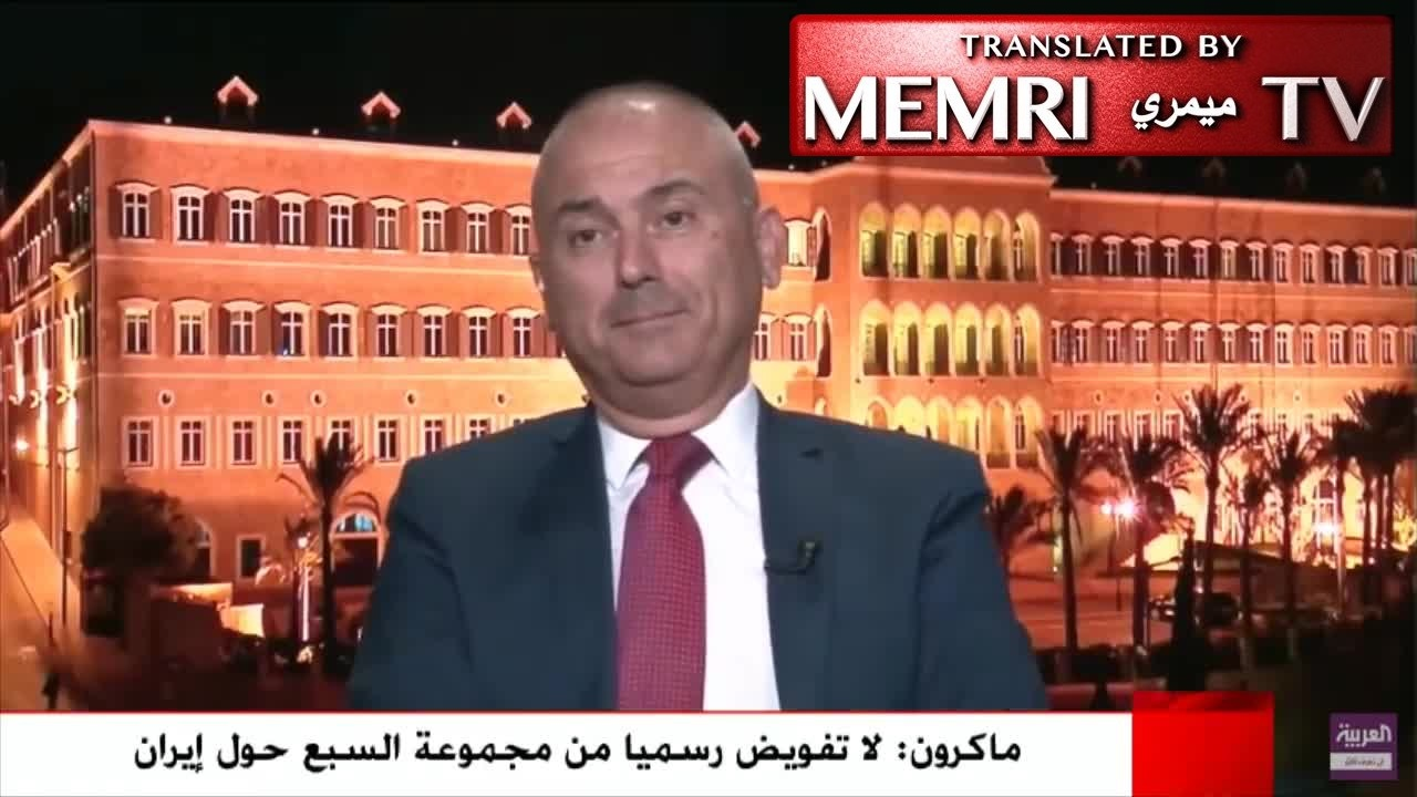 Lebanese Politician Elie Mahfoud:  Who Rules Lebanon? Lebanon's Leaders Are Waiting to Hear Whether Nasrallah Declares War or Not