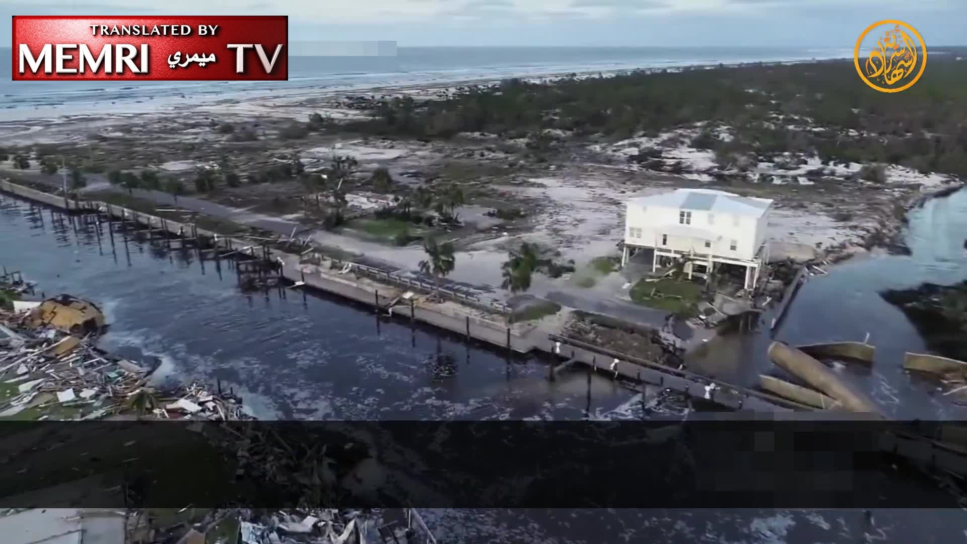 Pro-ISIS Video Depicts Hurricane Michael as Divine Punishment of the U.S.