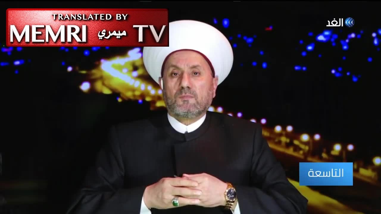Sunni Mufti of Iraq Rafi' Taha Al-Rifa'i: Sunnis Should support Anti-Government Demonstrations But Should Not Take to the Streets Themselves