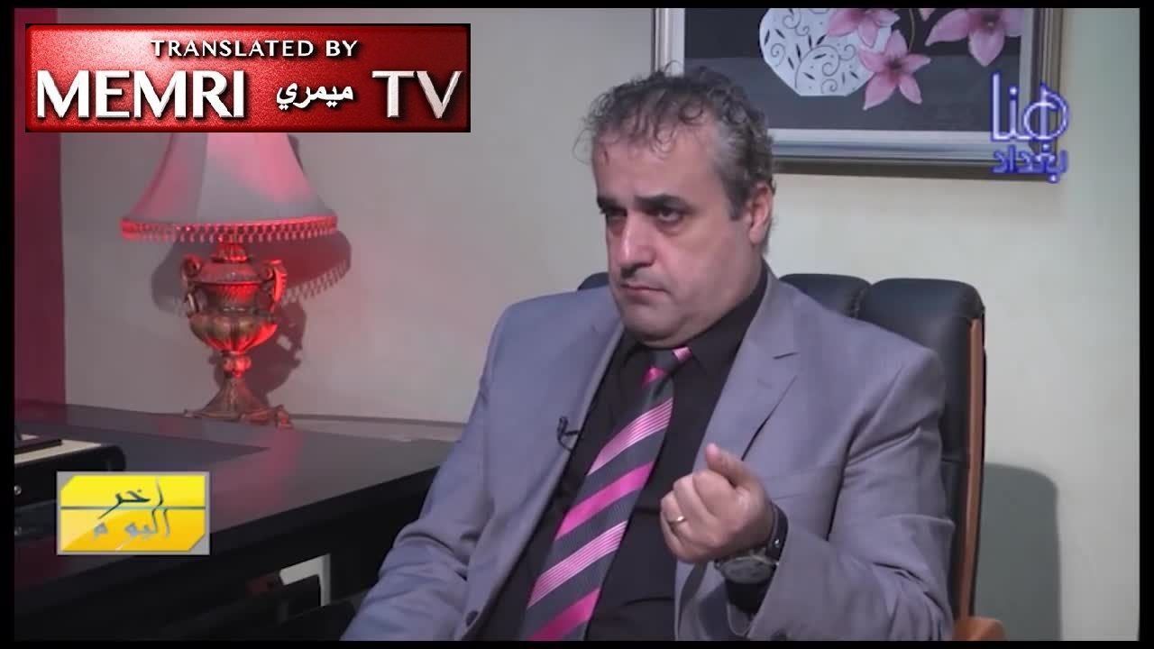 Iraqi MP Joseph Saliwa: Iraqi Christians Want Autonomy; One Day, the Iraqis Will Demand the Return of the Jews