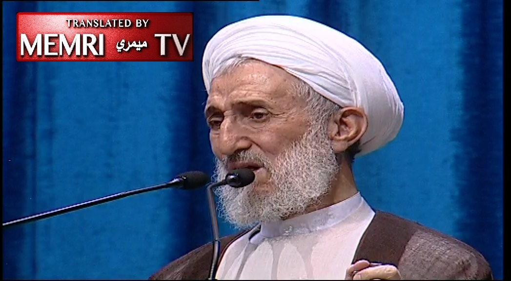 Iranian Cleric Kazem Seddiqi in Tehran Friday Sermon: We Will Enrich As Much Uranium As We Need to 20%; We Will Smack England, It Will Regret Seizing Our Tanker in Gibraltar