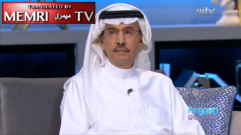Saudi Journalist Mishal Al-Sudairy Criticizes Palestinian Leaders for Multiple Missed Opportunities for Peace