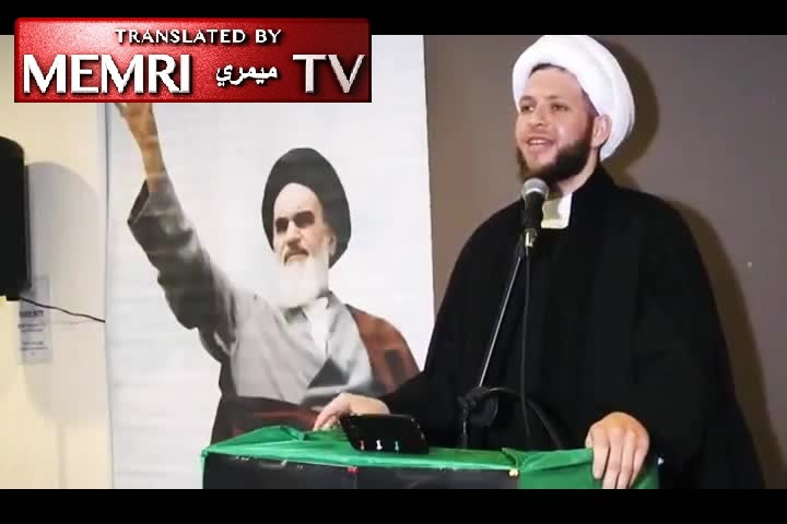Australian Cleric At Sydney Quds Day Event: We Support Iran, Hizbullah