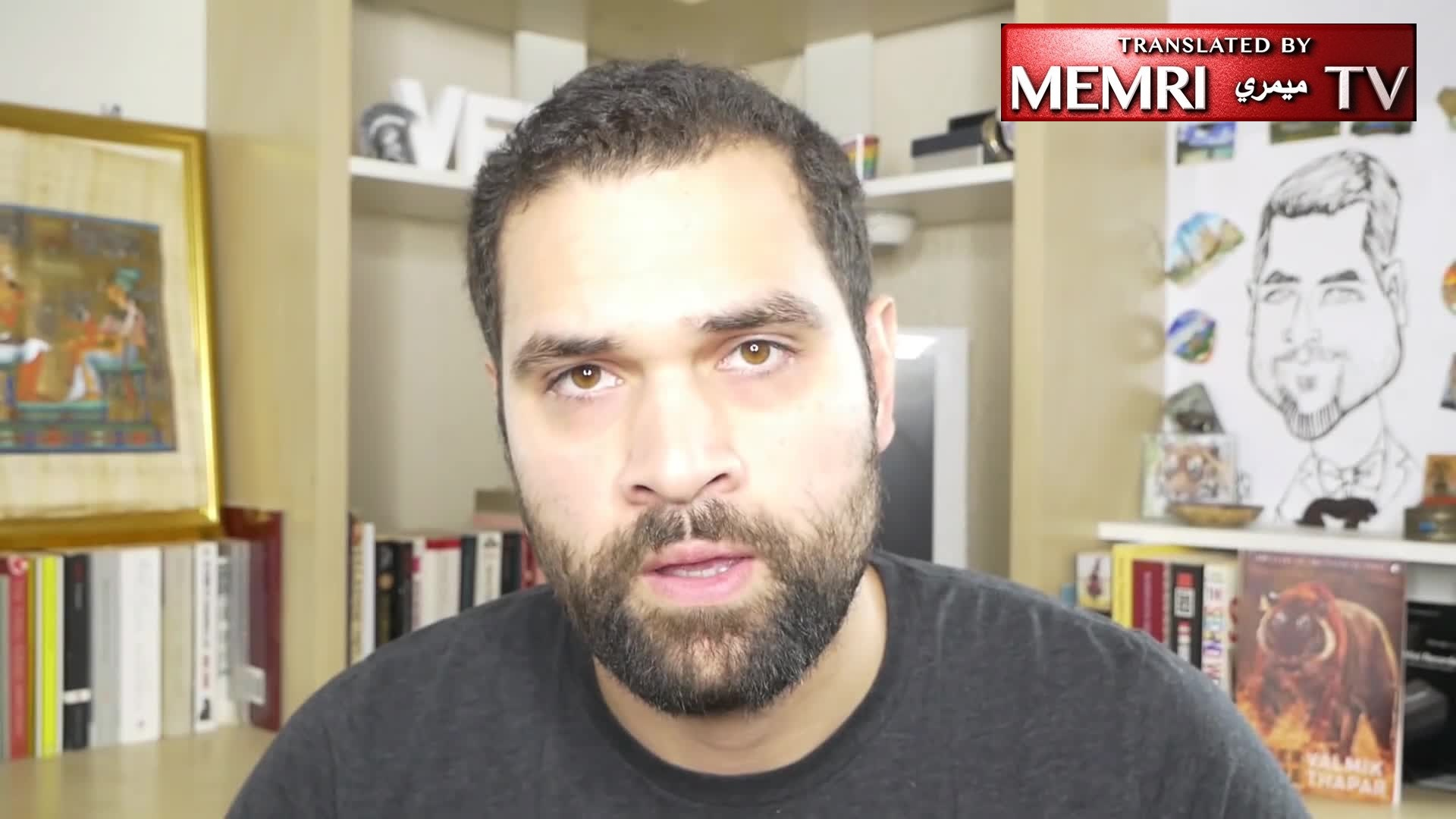 British YouTube Comedian Veedu Vidz: Blasphemy and Anti-Satire Laws are the Reason Islam Will Never Be Better than The West